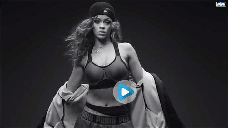 Puma India brings sexy back with 'Suede Gully'...