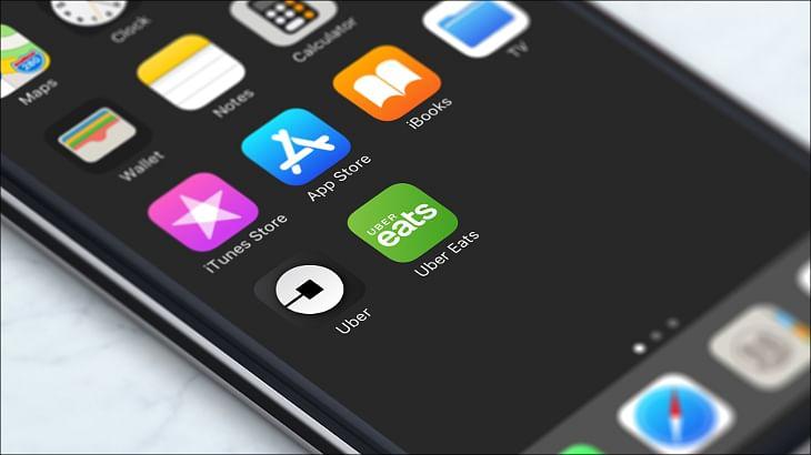 UberEats undergoes a logo change