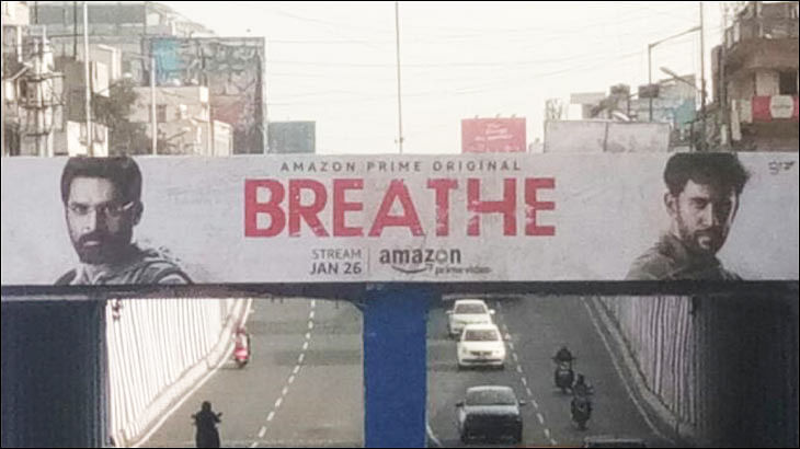 Amazon's marketing effort for 'Breathe' is at par with Bigg Boss, KBC