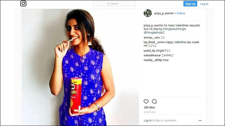 The Priya Varrier Phenomenon: What's in it for brands?