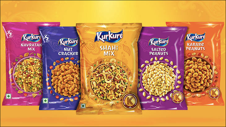 """Design brief was - catch attention at cluttered point of sale"": Jagrut Kotecha, PepsiCo on Kurkure re-packaging"