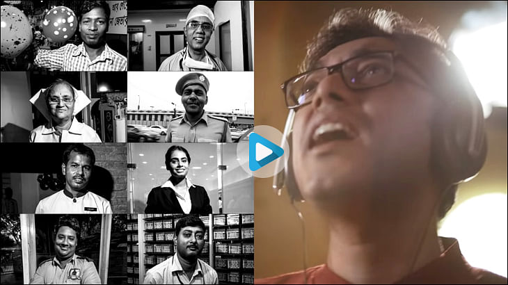 Is this an Airtel ad, 'content', a music video or a cause-led 'brand song'?