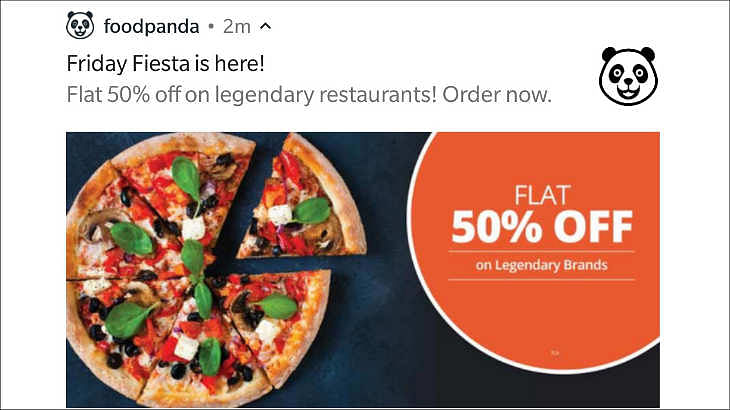 Zomato, Uber Eats face-off: '50% Off' discount wars
