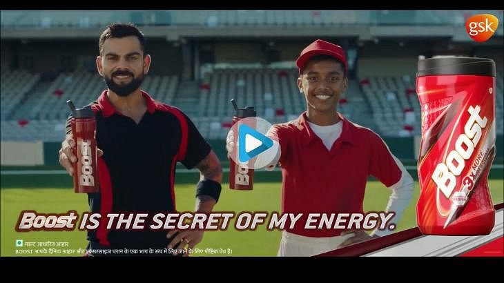 'Boost is the secret of my energy': 1 tagline, 3 decades, many cricket champs
