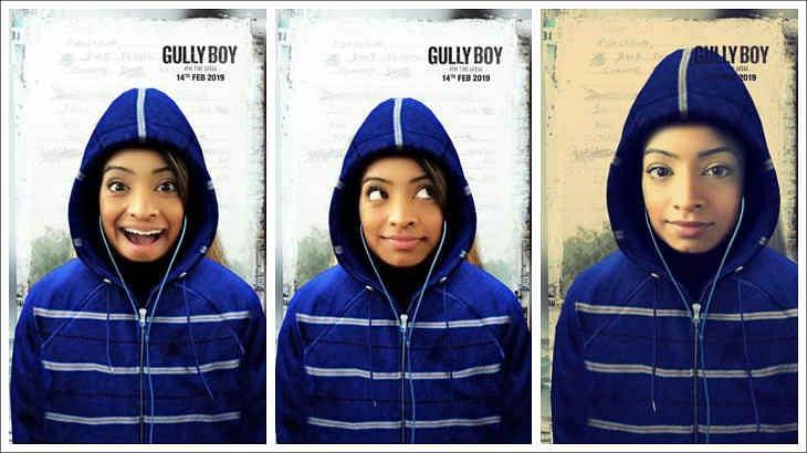 Brands rap, Gully Boy style...