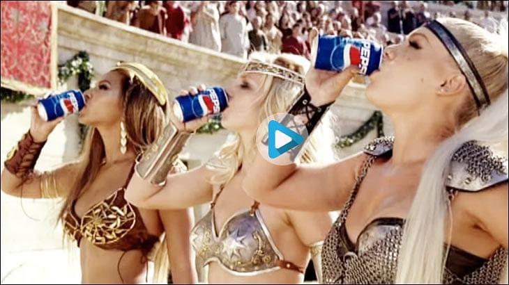 Pepsi's 'Swag' spot makes denims a symbol of rebellion again