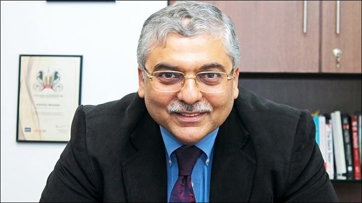 """I didn't have to fight to stay back; I logically reasoned it out"": Ashish Bhasin on leading Southeast Asia from Mumbai"