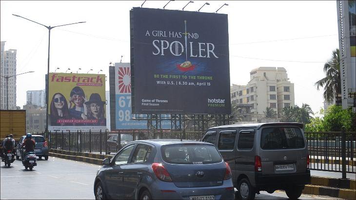 Durex, Fevicol, Hotstar among brands teasing Game of Thrones fans