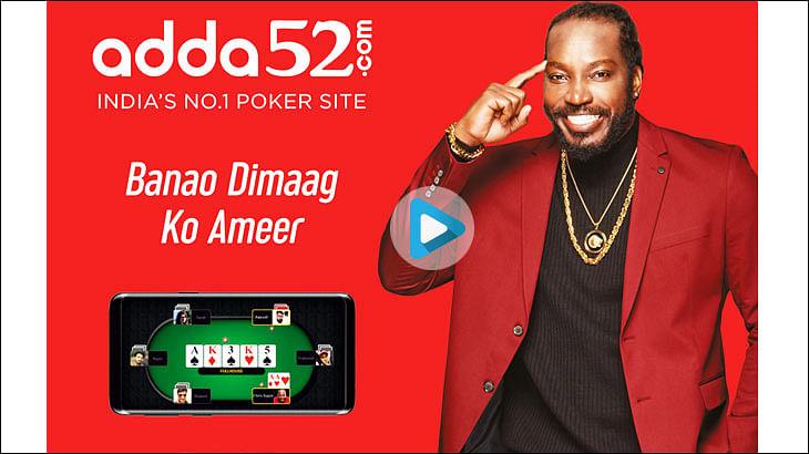 After Dream11's 'Khelo Dimaag Se', here's Adda52's 'Banao Dimaag Ko Ameer'