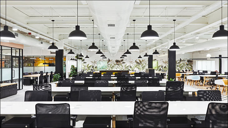 Publicis moves into new office space