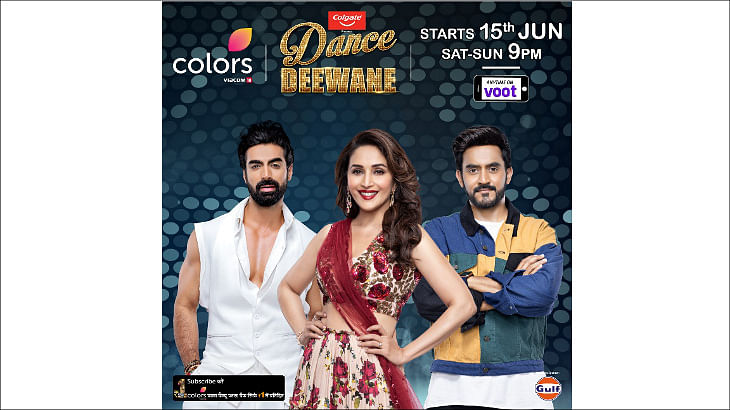 Groove with the three generations as Dance Deewane is back!