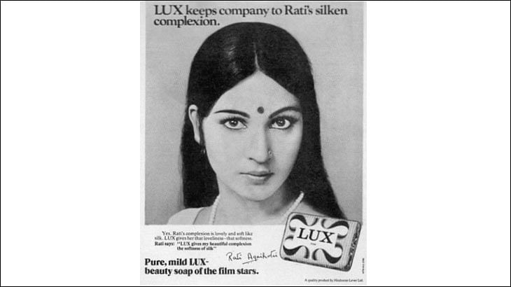 HUL's Lux changes gears; Bollywood glamour to 'soap with a lump'