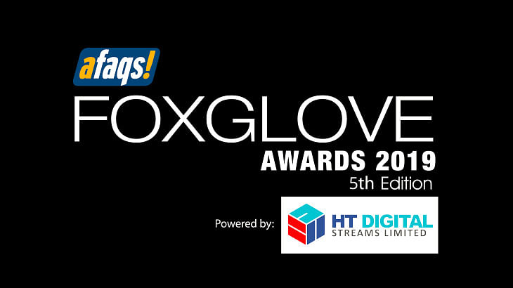 The stage is set for the 5th edition of afaqs! Foxglove Awards powered by HT Digital Streams