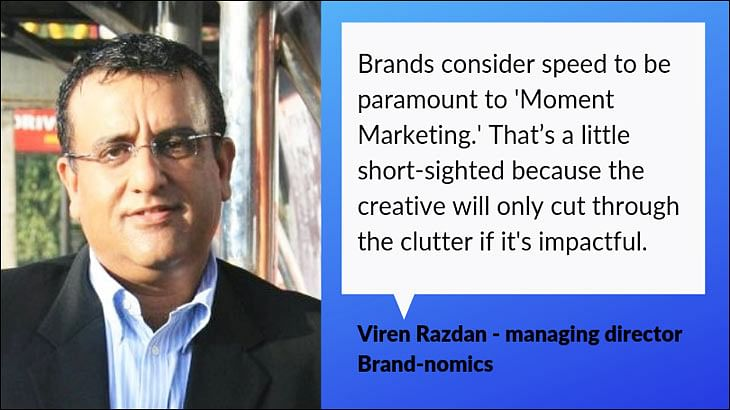 As brands salute Yuvraj Singh, we analyse 'Moment Marketing'