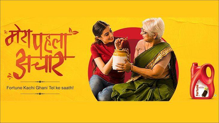 The nostalgia of making 'Mera Pehla Achaar'...