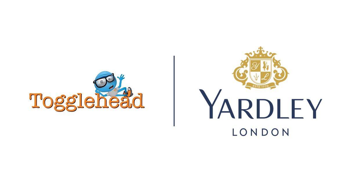 Togglehead bags Yardley London's national digital mandate
