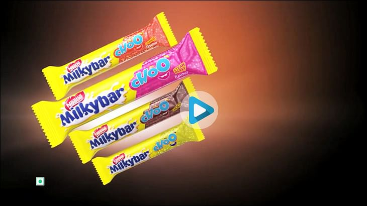 """We're building on familiar taste"": Nestle's Nikhil Chand on new Milkybar"