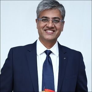To Mahindra and Mahindra's Vikram Garga, his limitless possibilities are about working towards a larger purpose