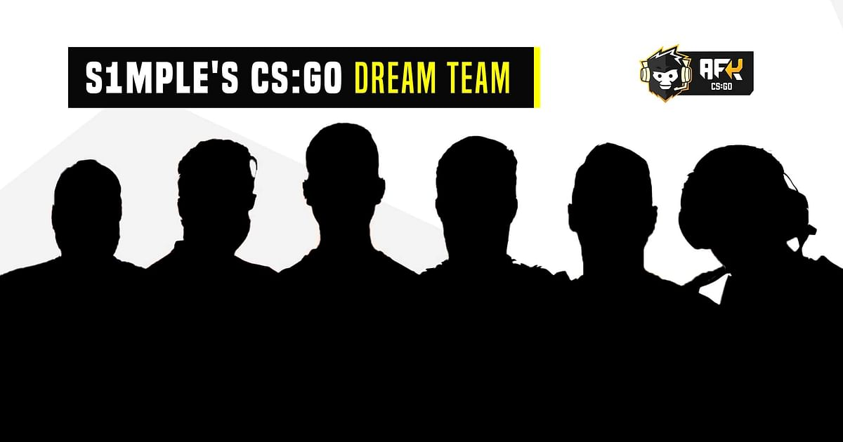 S1mple Names The Members Of His CS:GO Dream Team
