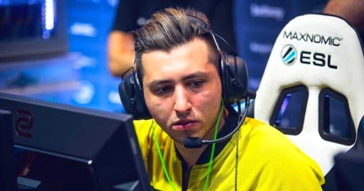CS:GO Pro XANTARES Apparently Permanently Banned From Twitch