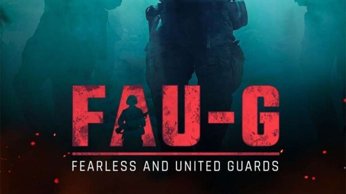"""<div class=""""paragraphs""""><p>FAU-G Team Deathmatch</p></div>"""