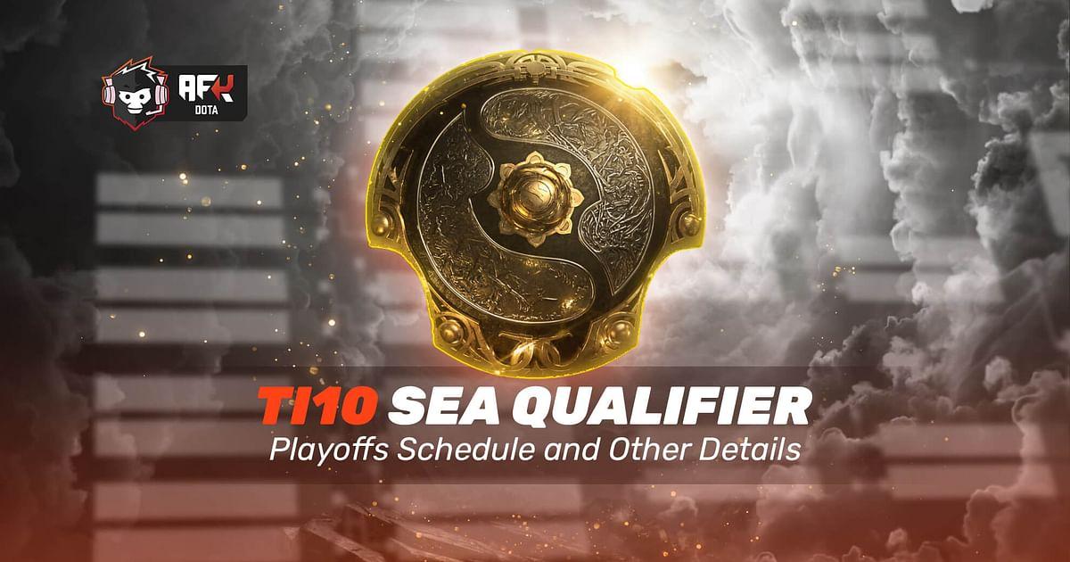 TI10 SEA qualifier