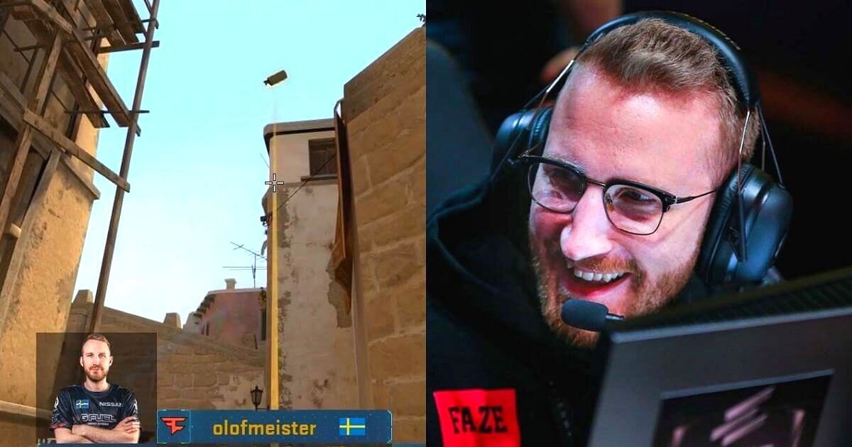 """<div class=""""paragraphs""""><p>Olofmeister Learning A Smoke Lineup On Mirage While Playing Against FURIA</p></div>"""