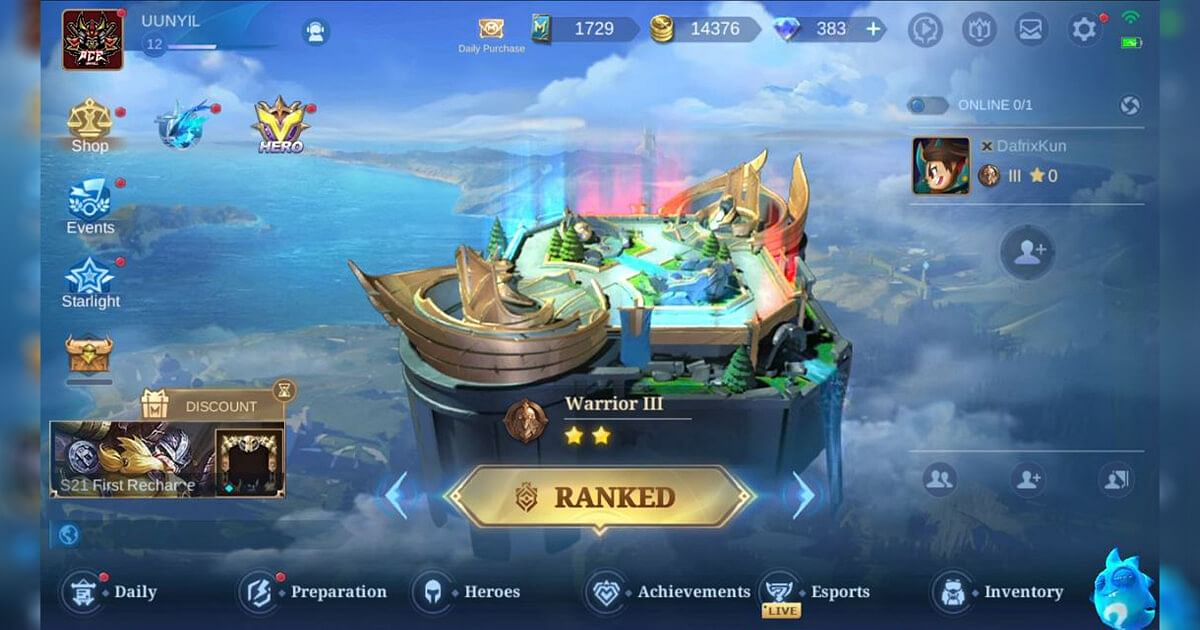 """<div class=""""paragraphs""""><p>Project NEXT UI Update Revealed in Advanced Server for MLBB</p></div>"""