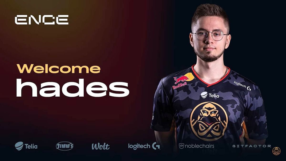 """<div class=""""paragraphs""""><p>ENCE Sign Hades To Complete CSGO Roster</p></div>"""