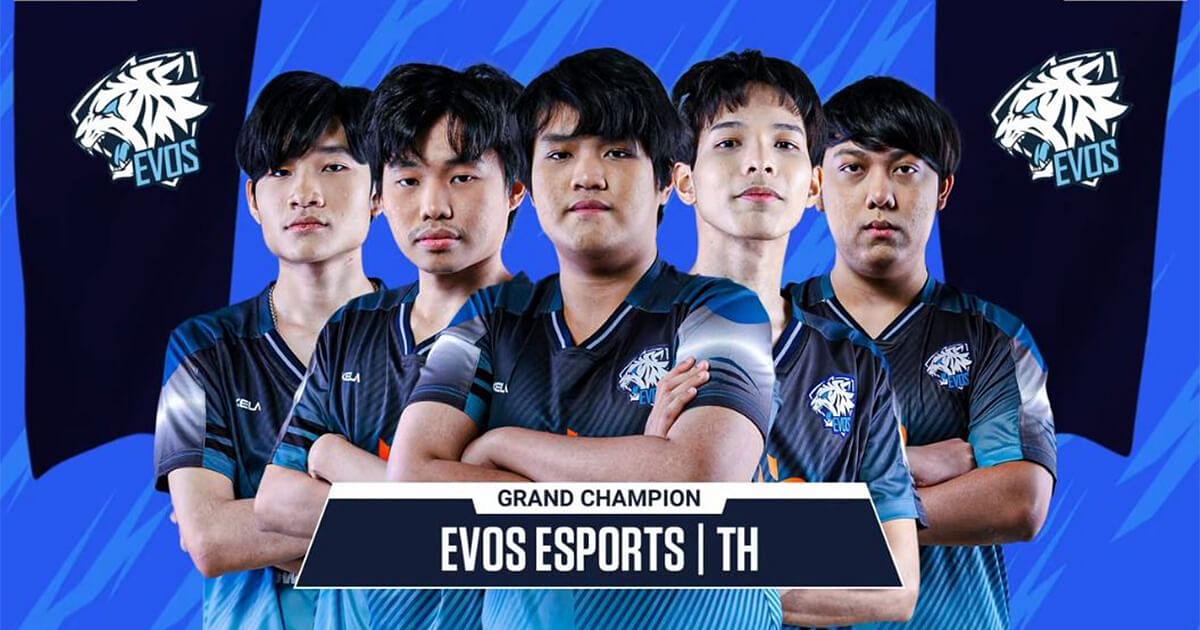 """<div class=""""paragraphs""""><p>EVOS Esports Won the&nbsp;SEA Icon Series 2021: Summer Super Cup</p></div>"""