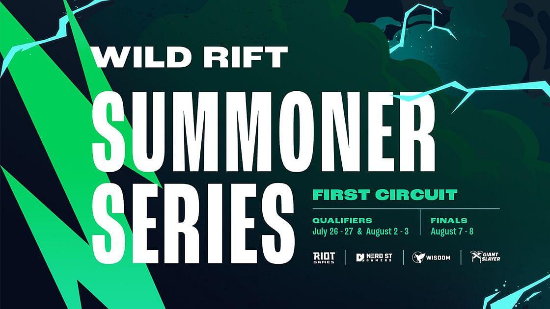 Wild Rift Summoner Series: NA Regional Tournament Announced