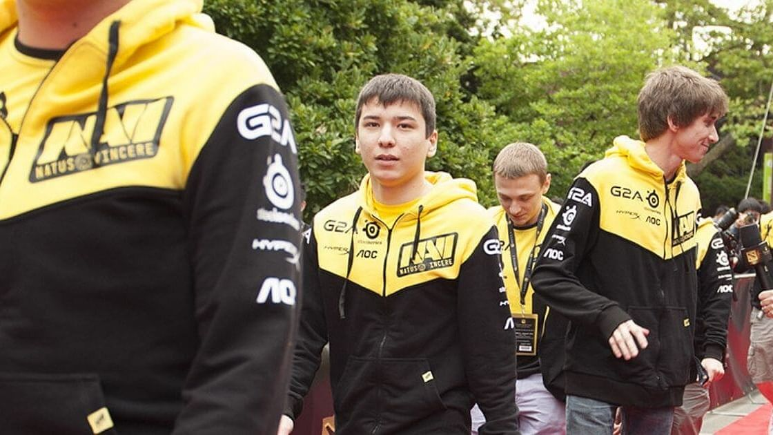 SoNNeikO and Na'Vi Part Ways Once Again