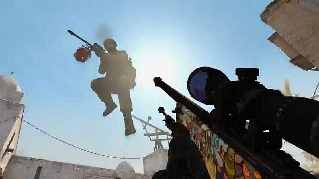 CS:GO User Shows Bizarre Ways To Hit No Scopes With AWP, Goes Viral On TikTok