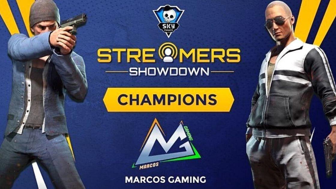 "<div class=""paragraphs""><p>Marcos Gaming Wins Invitational BGMI Tournament Skyesports Streamers Showdown</p></div>"