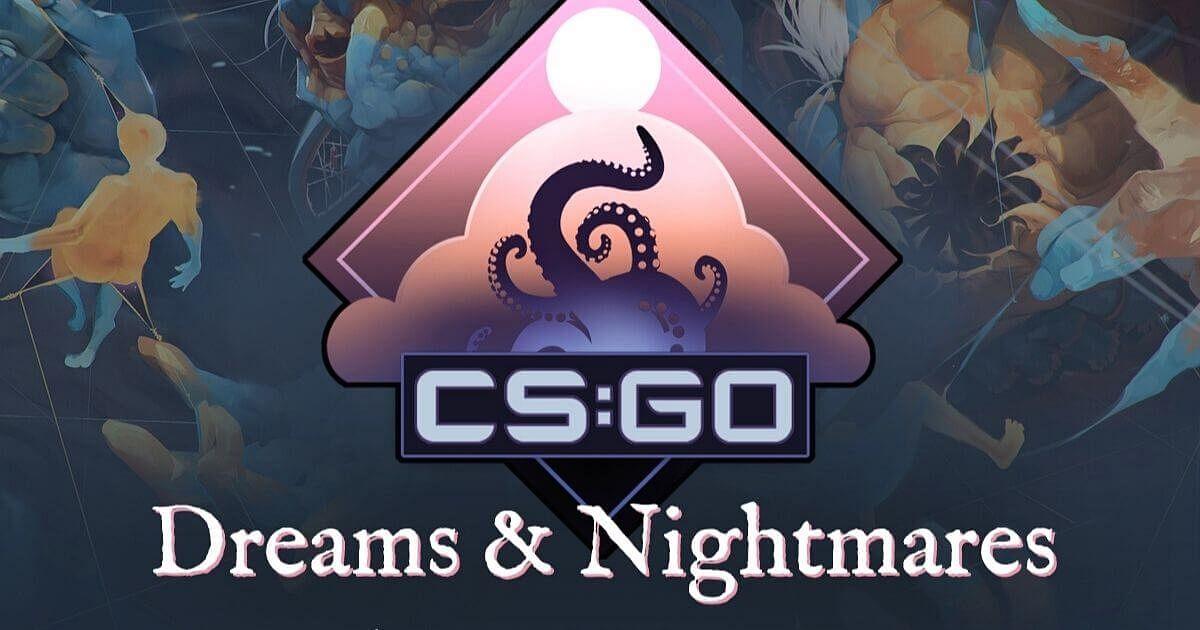 Valve Announces $1 Million CSGO Dreams & Nightmares Workshop Art Contest