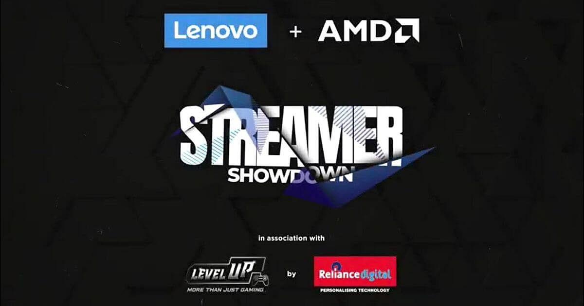 TEC Announces Apex Legends Tournament Lenovo AMD Streamer Showdown