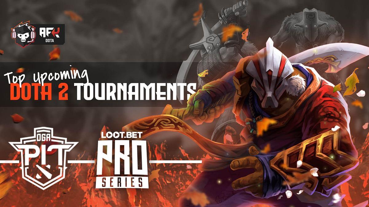 Upcoming Dota 2 Tournaments Before TI10