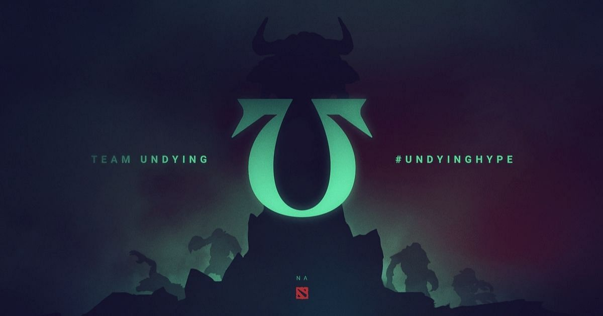 Team Undying's new logo