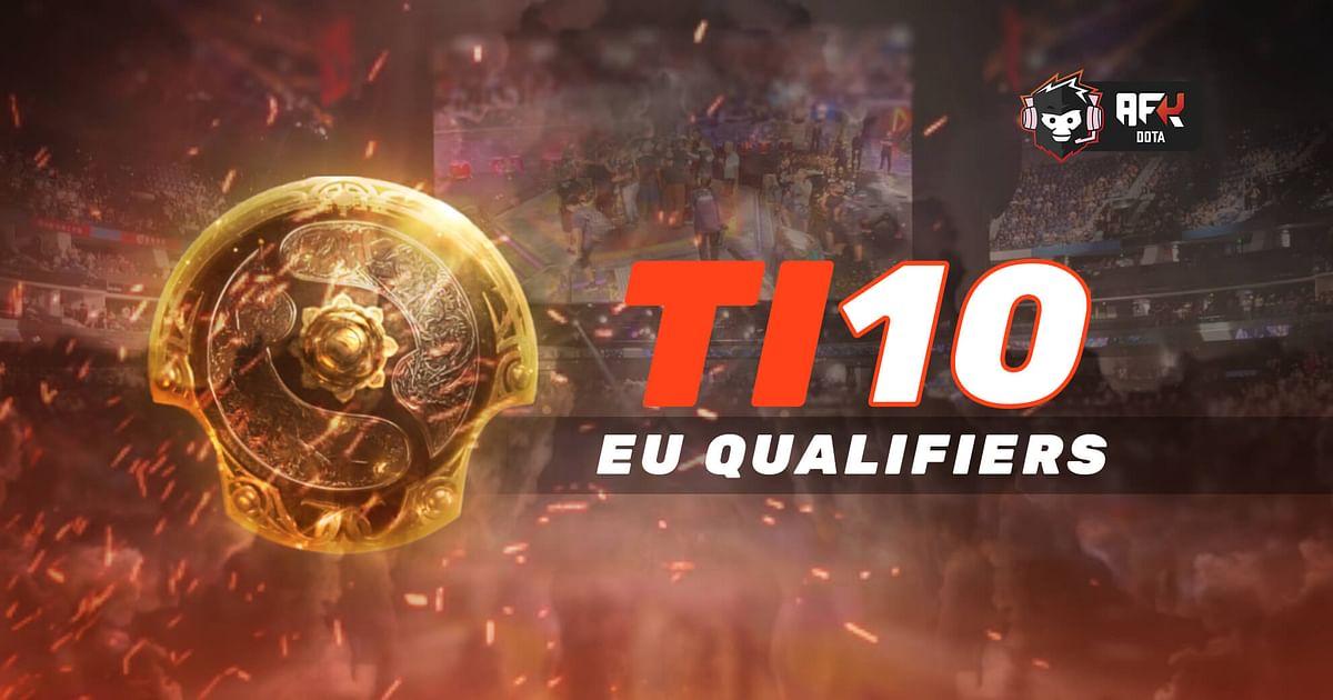 TI10 EU Qualifiers