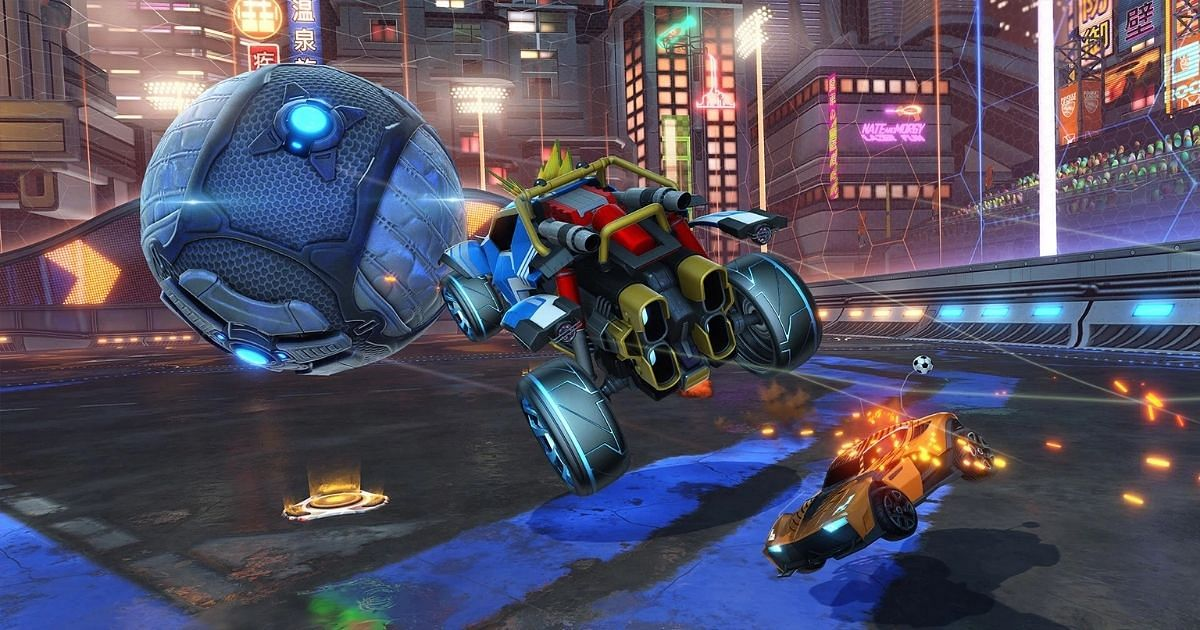 """<div class=""""paragraphs""""><p>Players can trade items in Rocket League with others to get the cosmetics they like.</p></div>"""