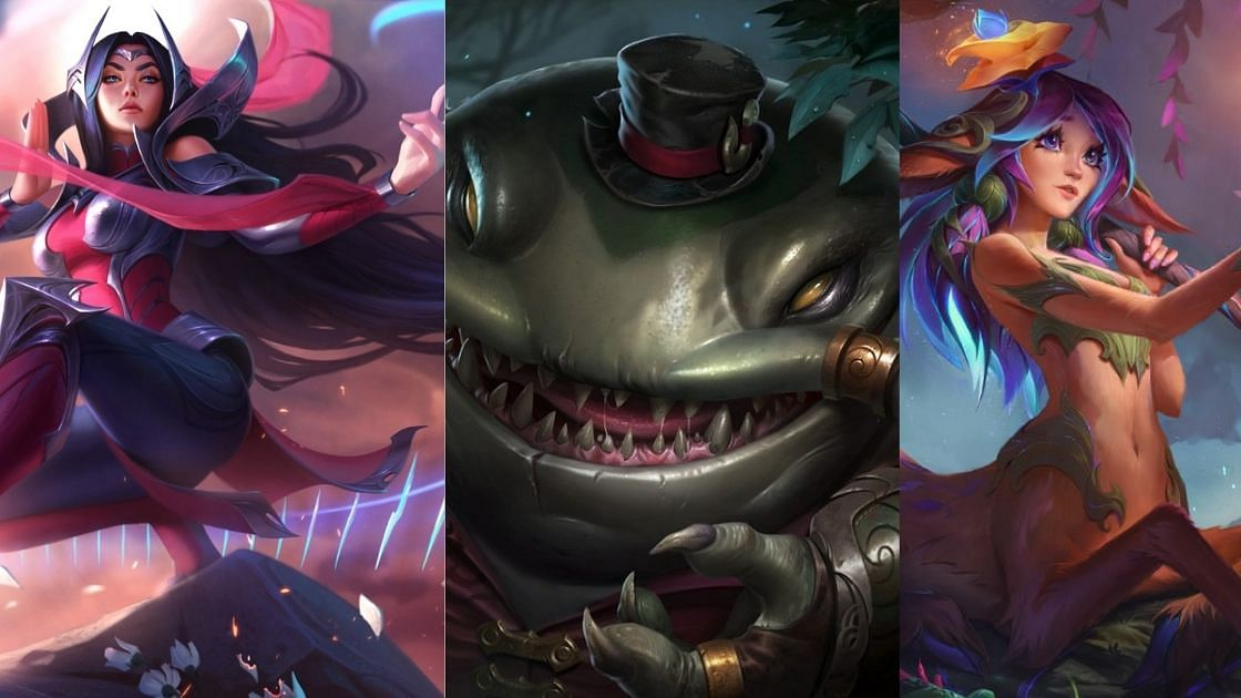 """<div class=""""paragraphs""""><p>League of Legends patch 11.14 will bring changes to Irelia, Tahm Kench, Lillia</p></div>"""