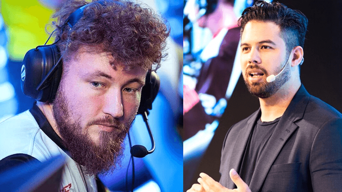 CS:GO Pro Edward's Warm Message To First-Ever CS World Champion Goes Viral