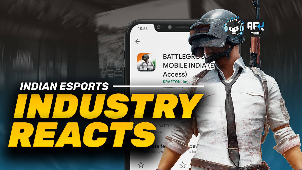 """<div class=""""paragraphs""""><p>Indian Esports has had a positive outlook on the release of BGMI</p></div>"""