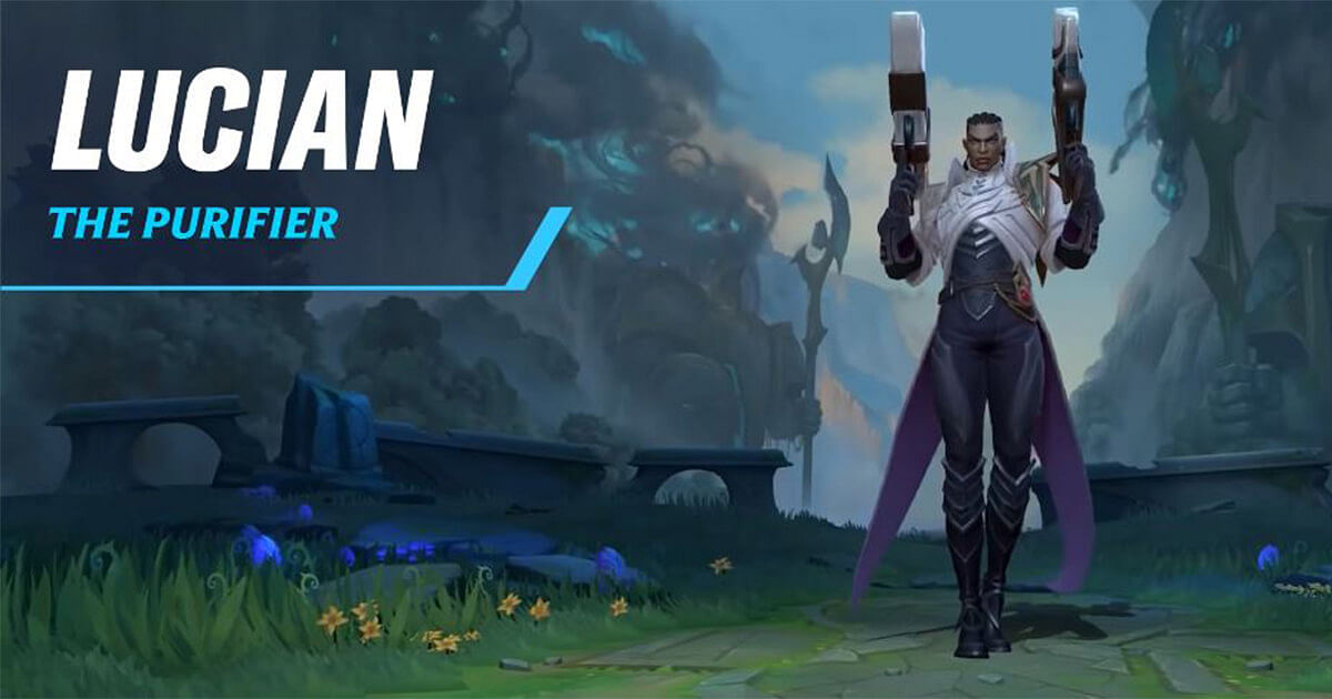 """<div class=""""paragraphs""""><p>Lucian Has Been Introduced in Wild Rift</p></div>"""