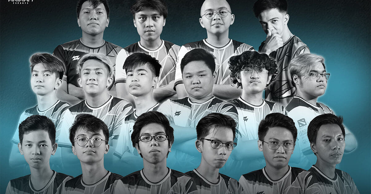 Amihan Esports Releases Its MLBB and Wild Rift Team Roster