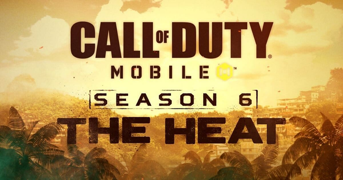 COD Mobile Season 6 The Heat Release Date, Patch Notes, Rewards, Price, More