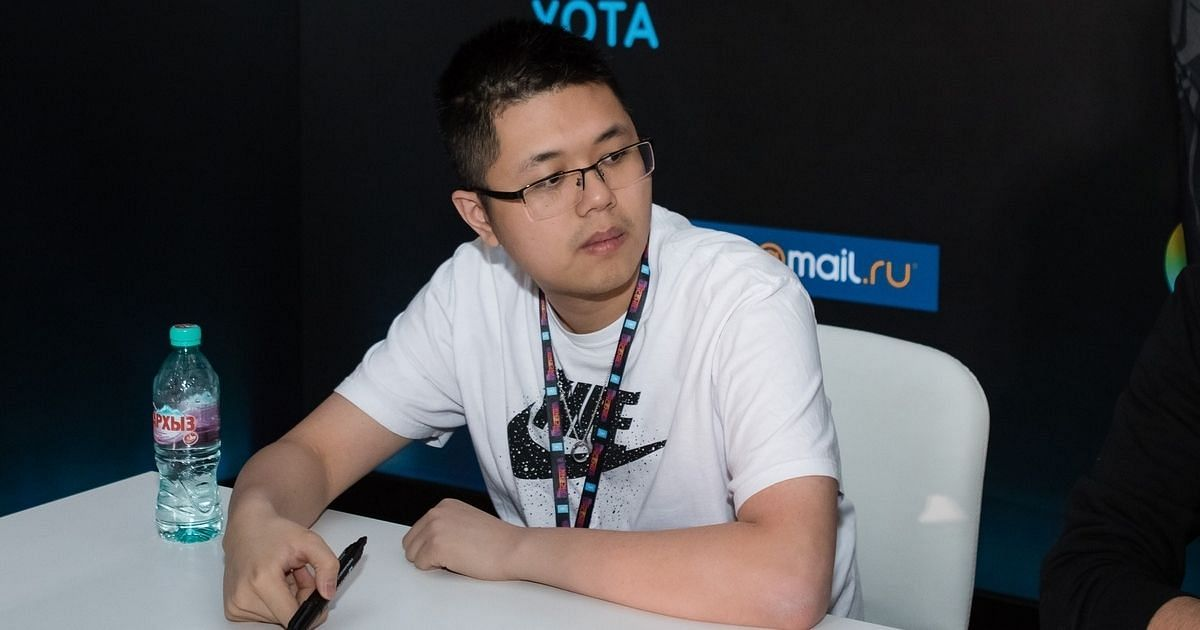 EternaLEnVy with Team Secret at the Epicenter 2016