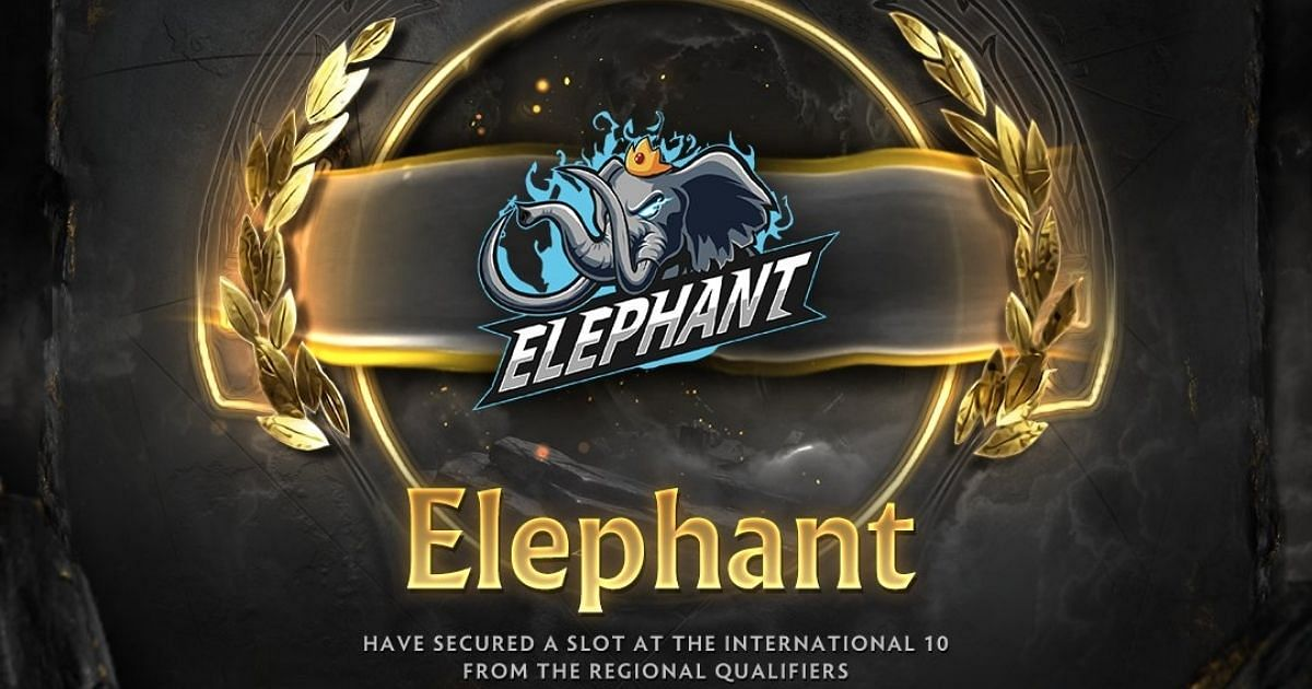 "<div class=""paragraphs""><p>Elephant's star studded qualifies for TI10</p></div>"