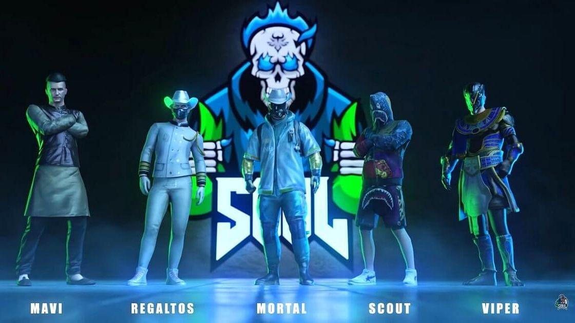 "<div class=""paragraphs""><p>S8UL Esports Announces BGMI Roster Team Soul</p></div>"