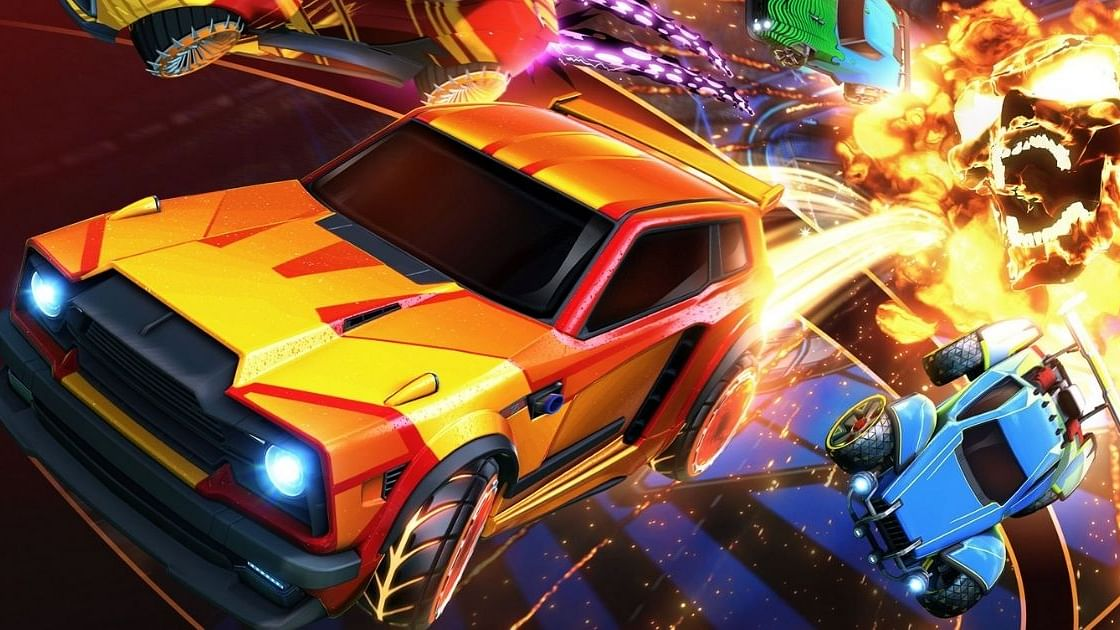 """<div class=""""paragraphs""""><p>Rocket League player numbers have been going up by a small amount for the majority of 2021.</p></div>"""